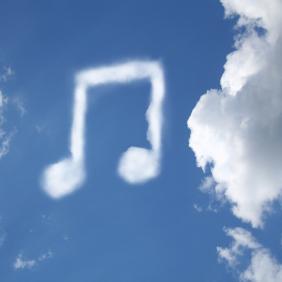 музыка в облаках