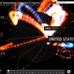 Карта оборота оружия Google