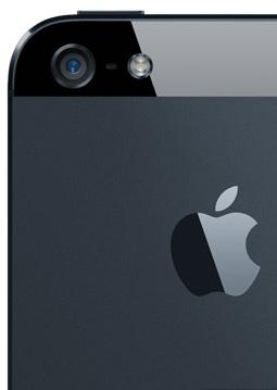 камера iphone5 имеет 8 мегапикселей