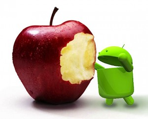 Google Play и App Store сравнялись
