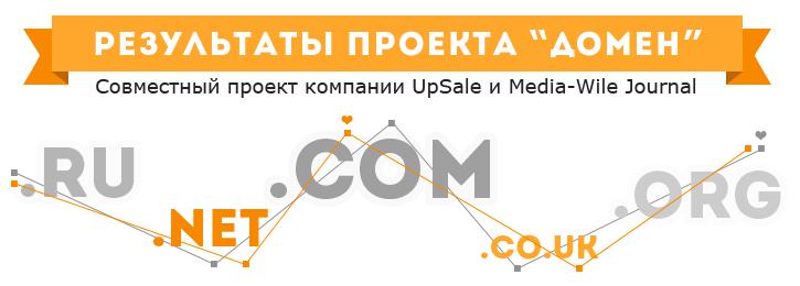 """Результаты проекта """"Домен"""""""